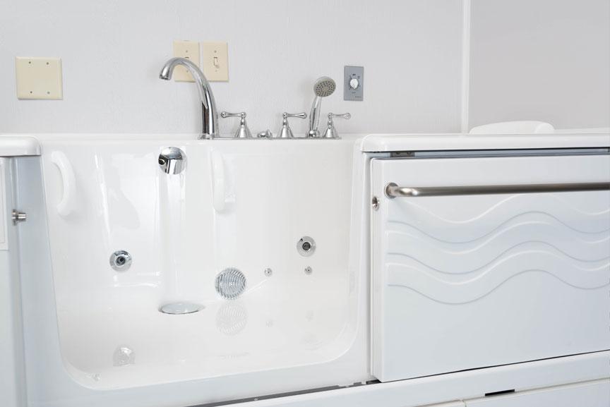 Bath Tubs Accessible Comforts